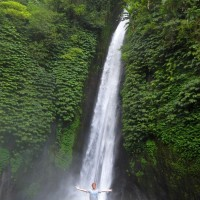 Водопад Мелантин
