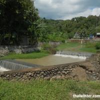 Река, ниже по течению водопада Синг-Синг