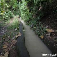 Водопад Синг-Синг - тропинка вдоль канала