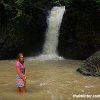 Мутный водопад Синг-Синг