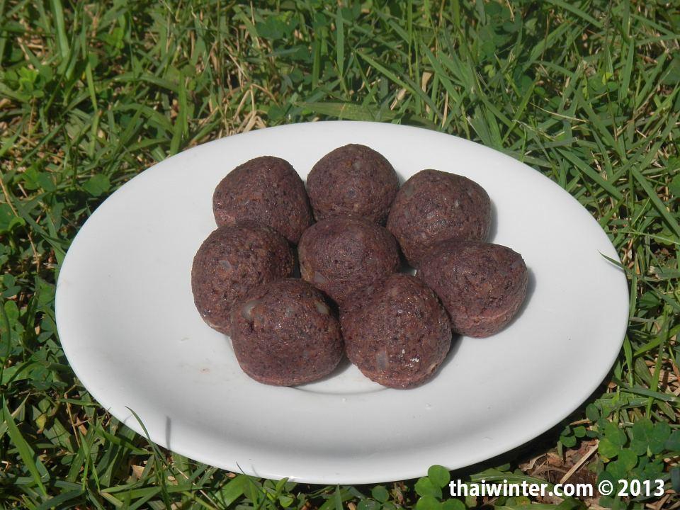 Сыроедные шоколадные конфеты на Бали
