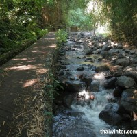 Пешая тропинка до водопада Yeh Mempeh