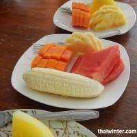 Наш завтрак на Бали