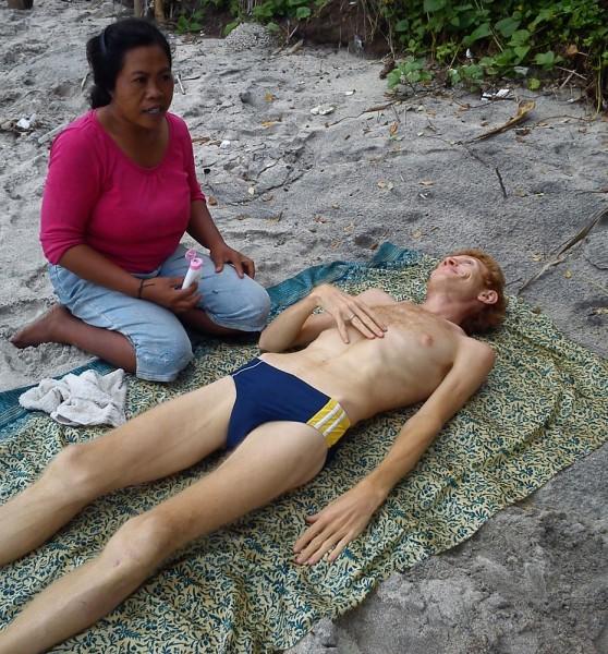 Истощение на Бали, май 2012 г.