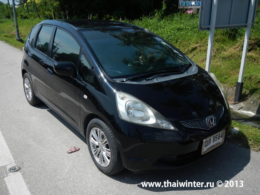 Honda Jazz от Taxi Service Rawai