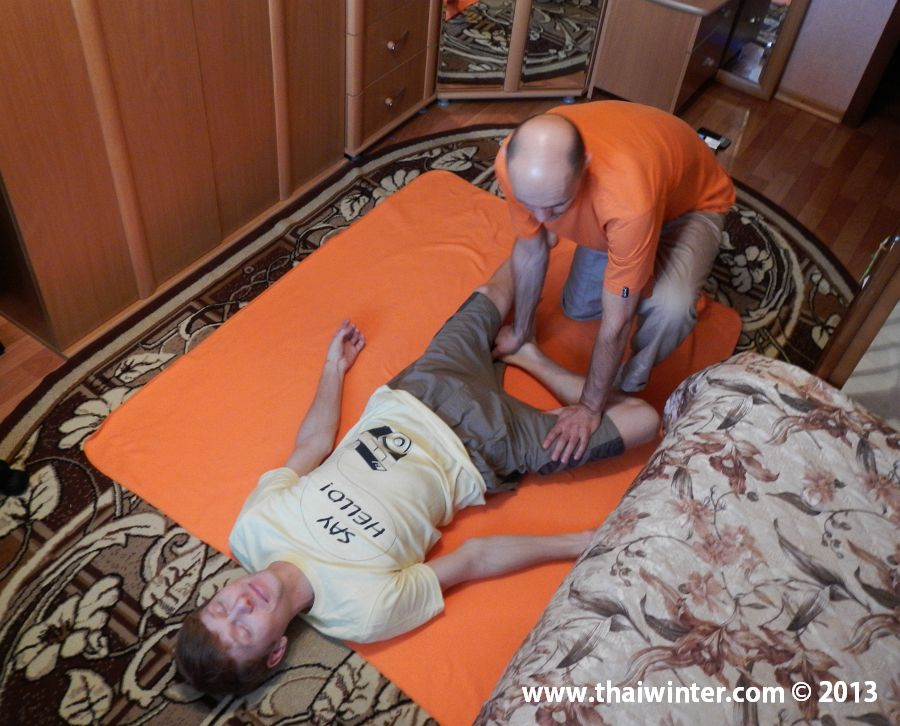 Тайский Массаж в Красноярске на дому