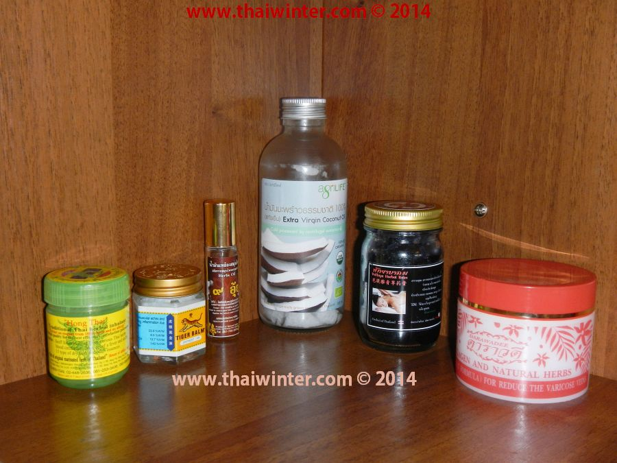 Наши тайские лекарства, тигровый бальзам, ингалятор, масло, черный бальзам, гель от варикоза