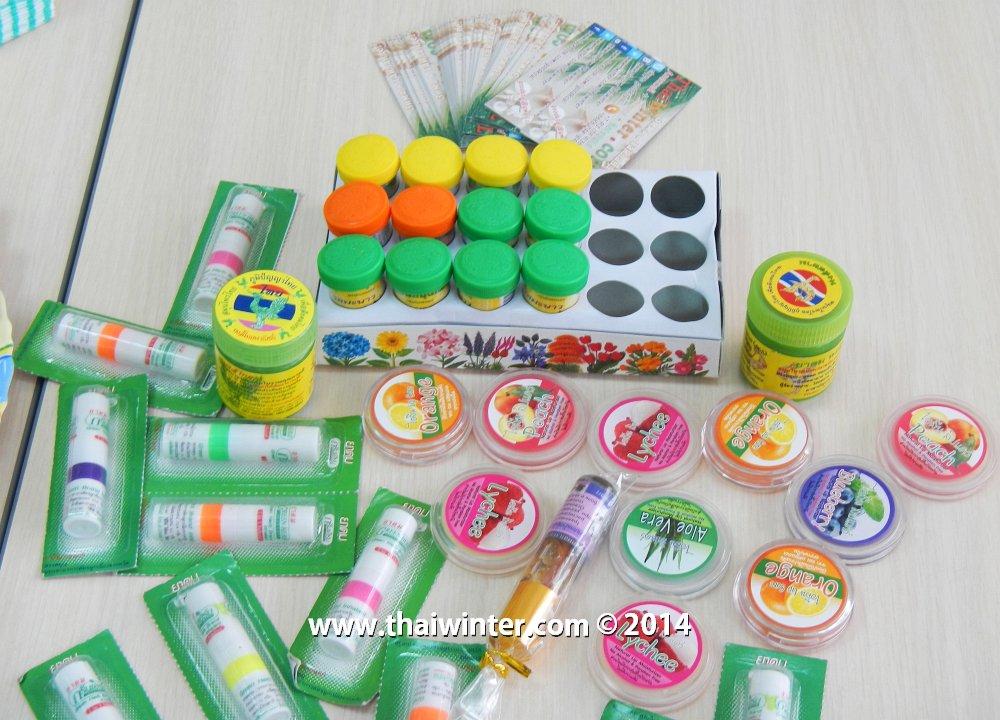 Подарки от магазина Сабай-Сабай и турагенства WELL-Красноярск