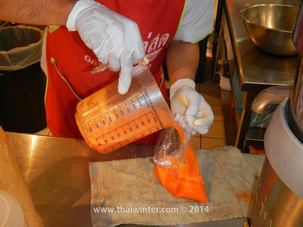 Как бесплатно приготовить еду в BIG C и TESCO Lotus