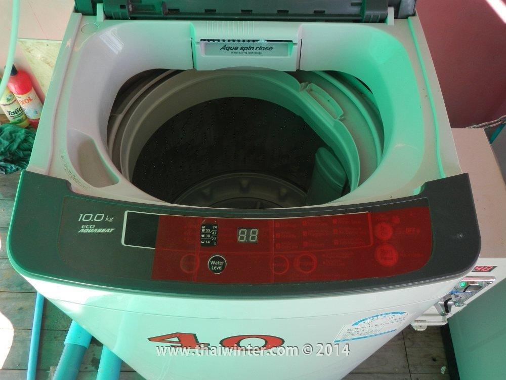 Стиральные машинки с самообслуживанием в Таиланде