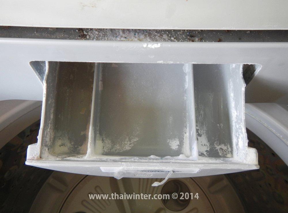 Грязные стиральные машинки в Таиланде