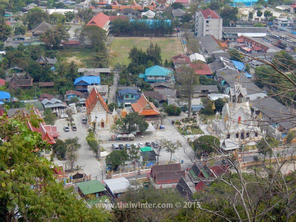 Автопутешествие в Пхетчабури из Хуахина, Wat Khoi