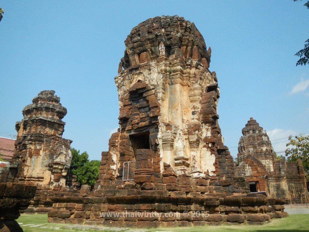 Автопутешествие в Пхетчабури из Хуахина, Wat Kamphaeng Laeng