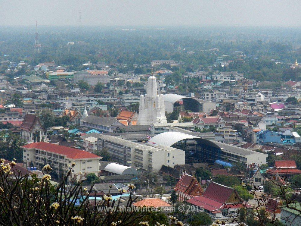 Автопутешествие в Пхетчабури из Хуахина, Wat Mahathat Worrawihan
