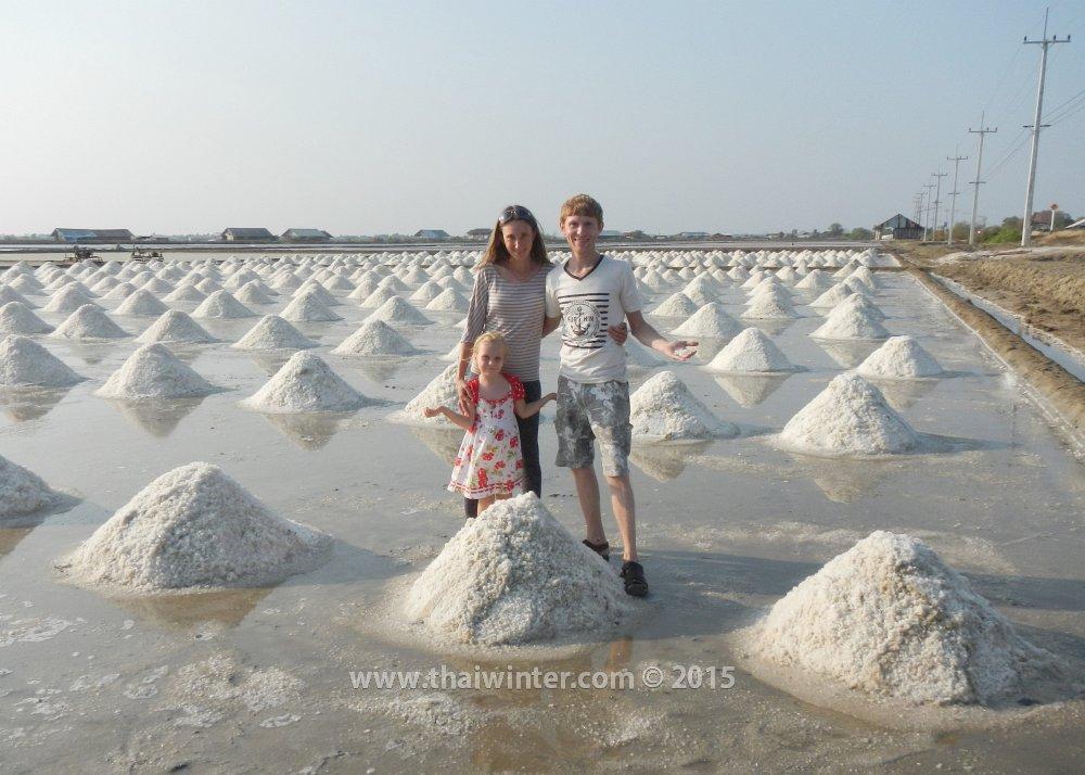 Автопутешествие в Пхетчабури из Хуахина, на добыче морской соли