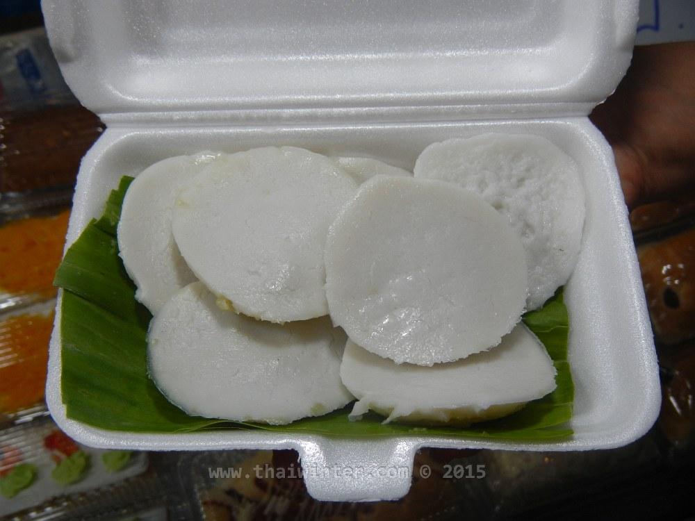 Тайские сладости - khanom tuai