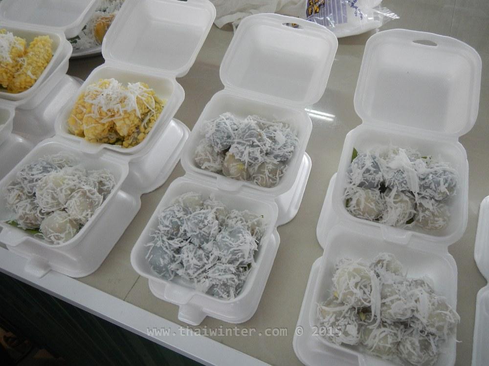 Тайские сладости на любой вкус!