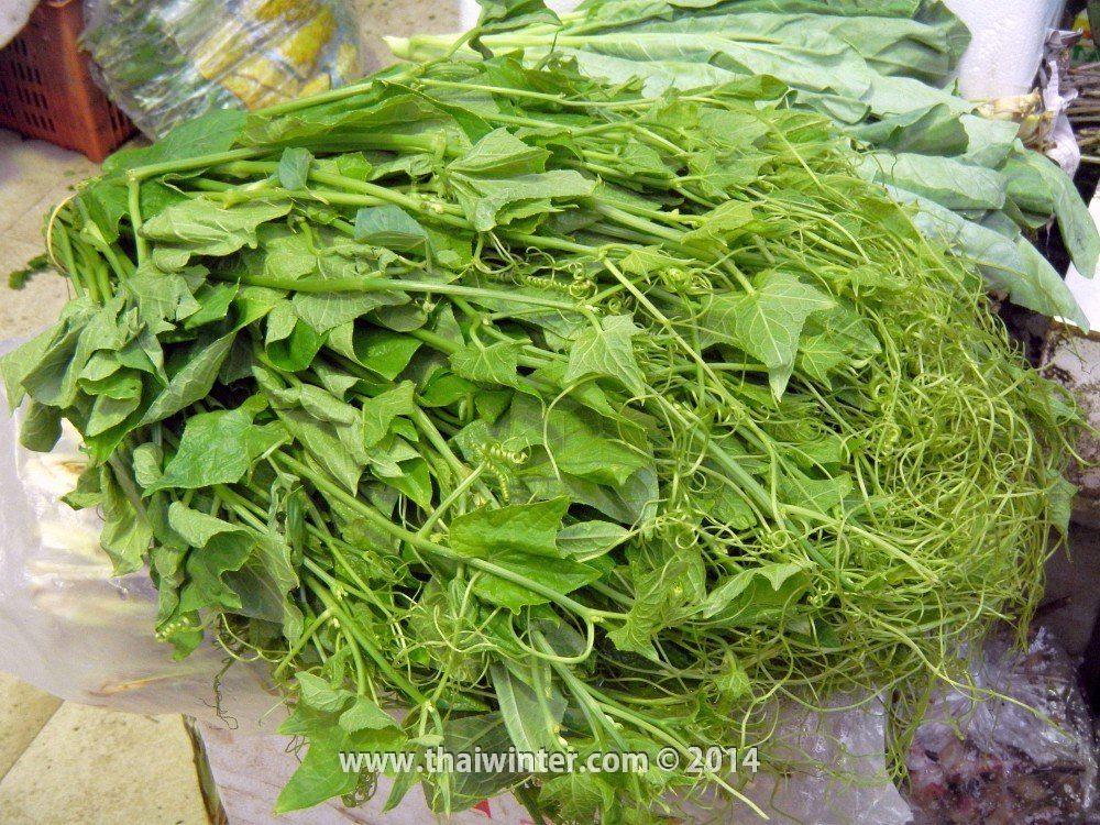 Зелень в Таиланде