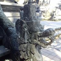 Храм Goa Lawah на Бали