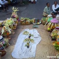 Подношения духам в деревушке Antiga