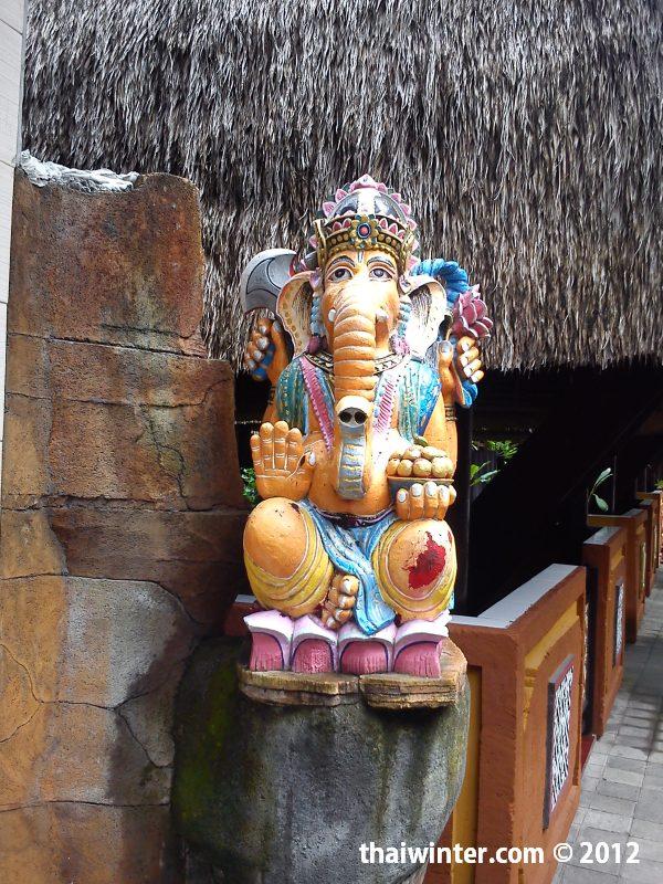 Бог Ганеша с головой слона – господин всего живого | Духовный мир острова Бали