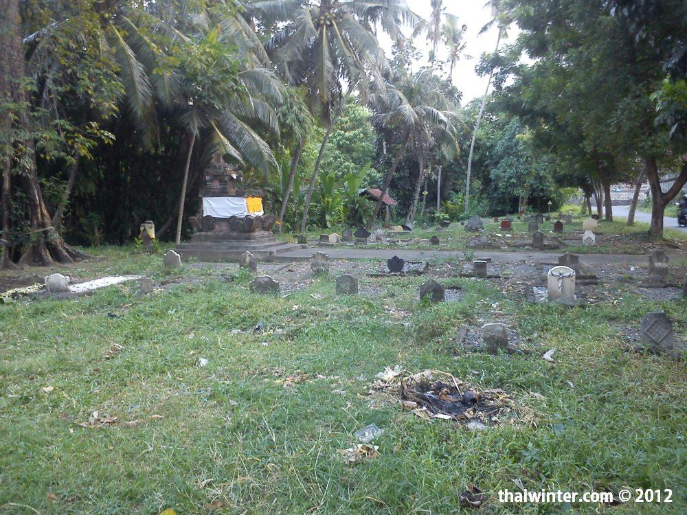 Могилы на Бали | Духовный мир острова Бали