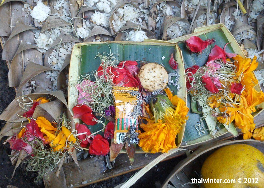 Подношения | Духовный мир острова Бали