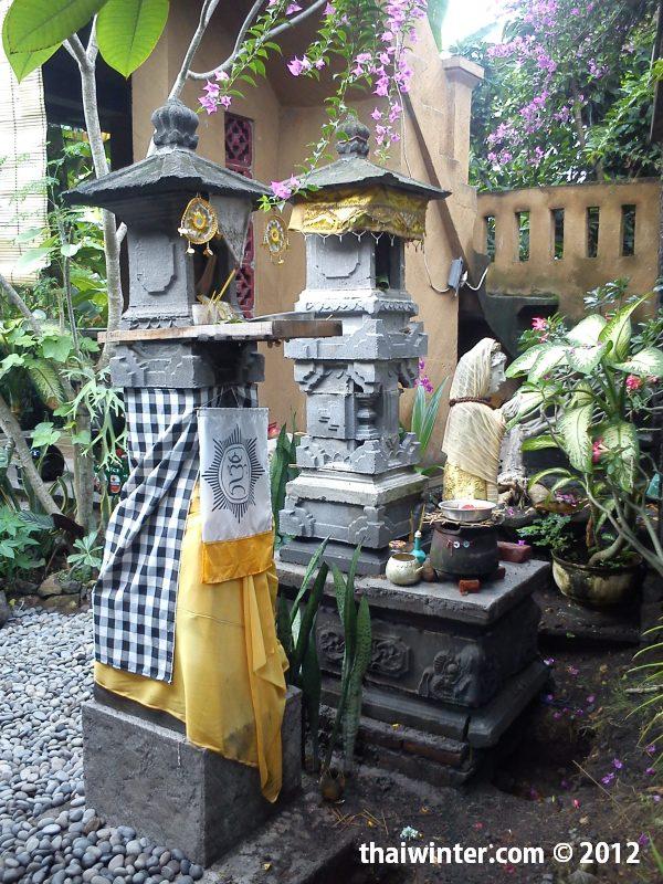 Домашний храм Ваяна Лантура | Духовный мир острова Бали