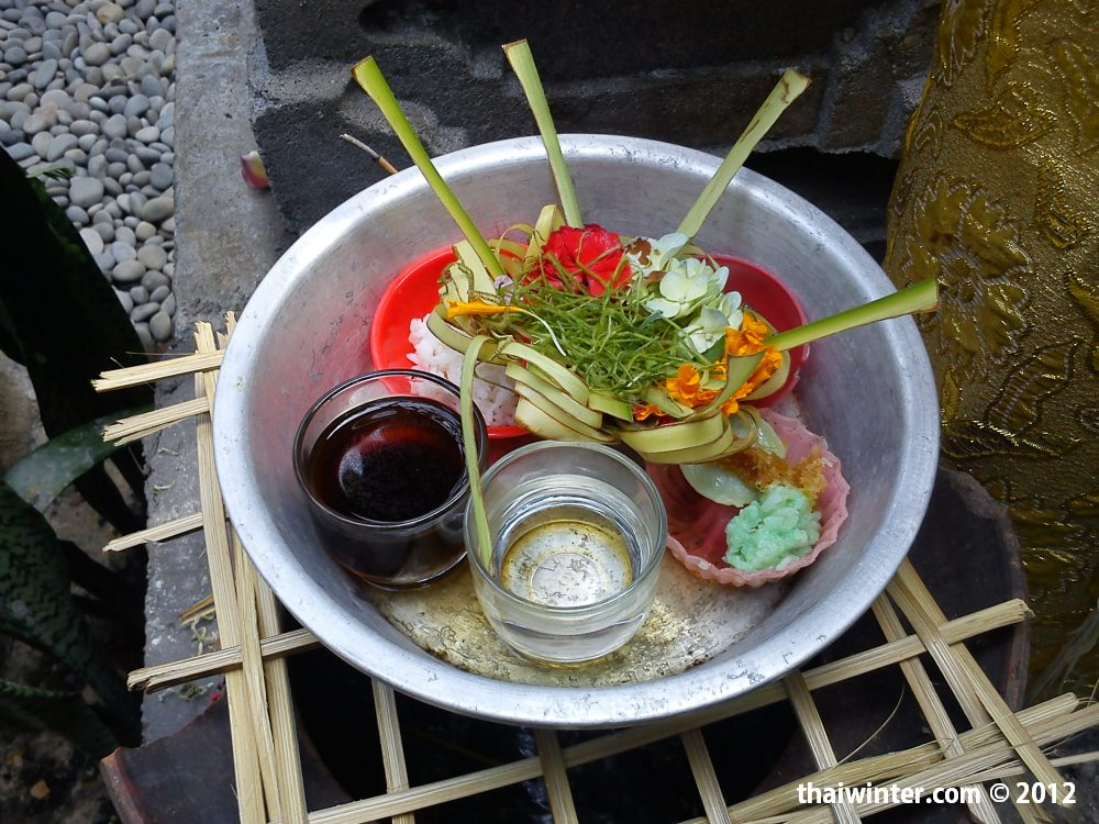 Подношения Ваяна Лантура | Духовный мир острова Бали