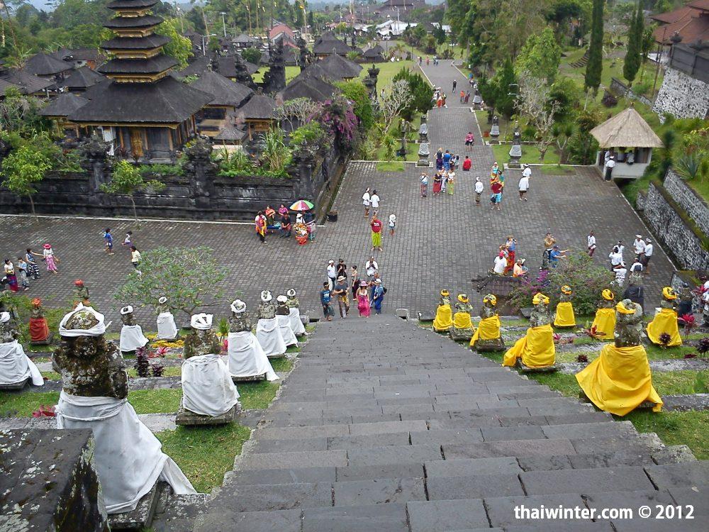 Храм Бесаких | Духовный мир острова Бали